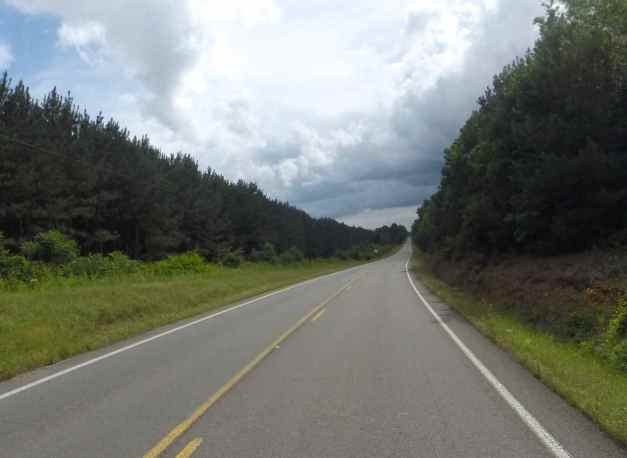 Braswell Mountain Road