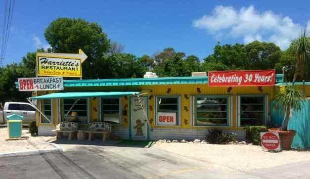 Harriette's, Key Largo