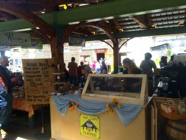 Open Market in Floyd, VA