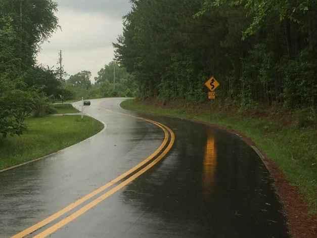 Raccoon Road, Braswell, GA