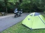 Gulpha Gorge Campsite