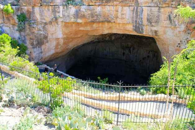 Natural Entrance, Carlsbad Cavern, NM