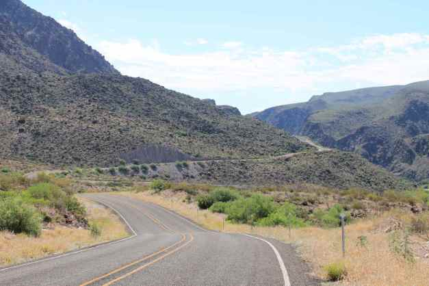 Big Bend Ranch State Park (Hwy 170)