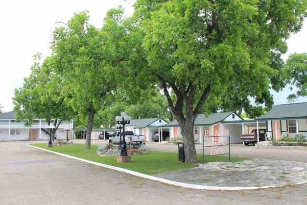 Peach Tree Inn, Fredericksburg, TX
