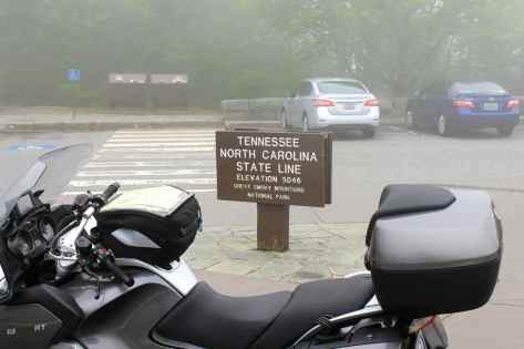 Hwy 441 Smokey Mountains