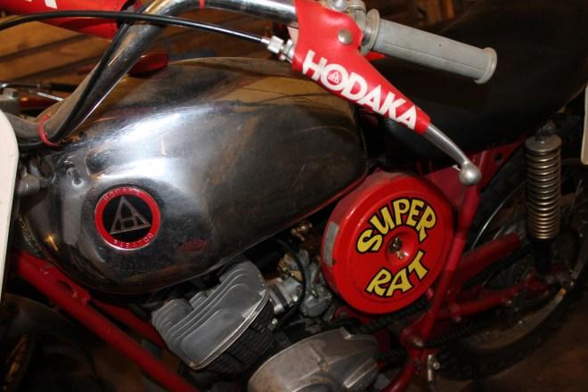Hodaka Super Rat, circa 1970