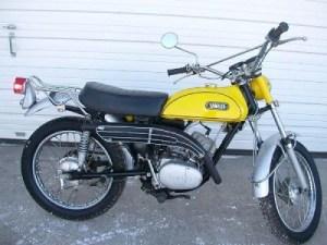 1970 Yamaha 125