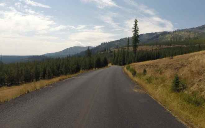 Wallowa Mountain Loop