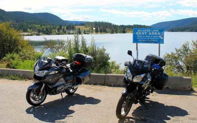 McLeese Lake, BC