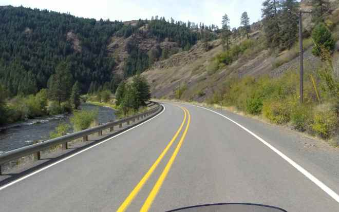 Hells Canyon Scenic Highway