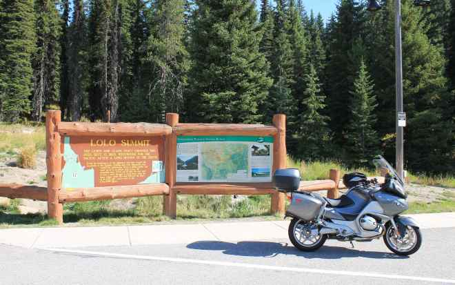 Lolo Pass Summit Visitors Center