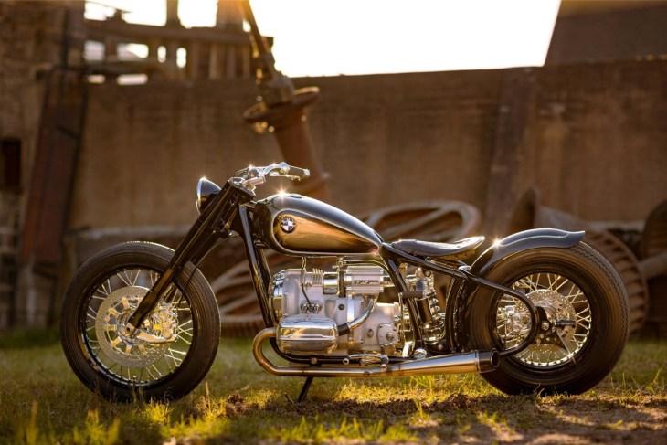 Iron & Air photo of custom BMW boxer