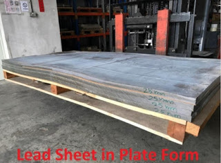 Pb sheet
