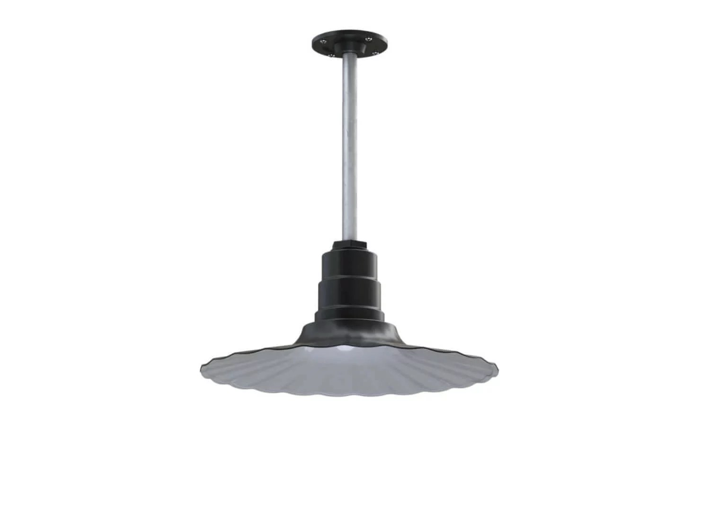 ceiling mounted pendant barn lights