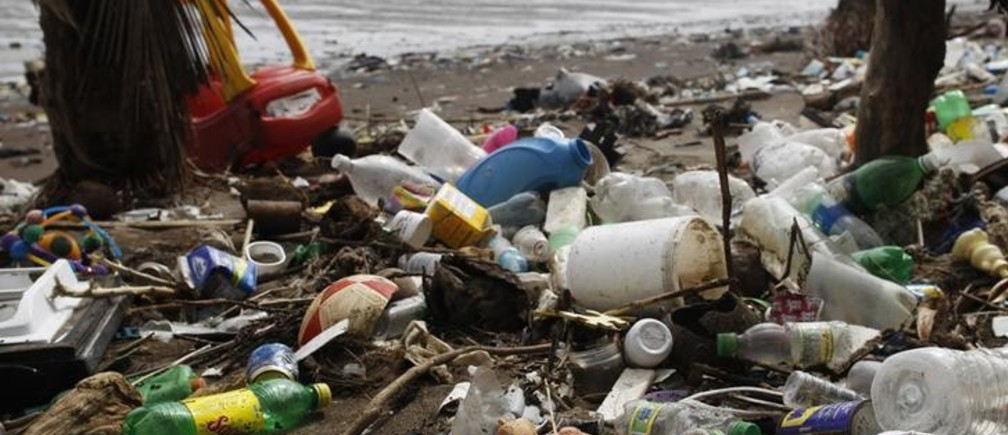 Read more about the article $ 2 Trillion Of Plastic Waste Floating In The Middle Of The Pacific