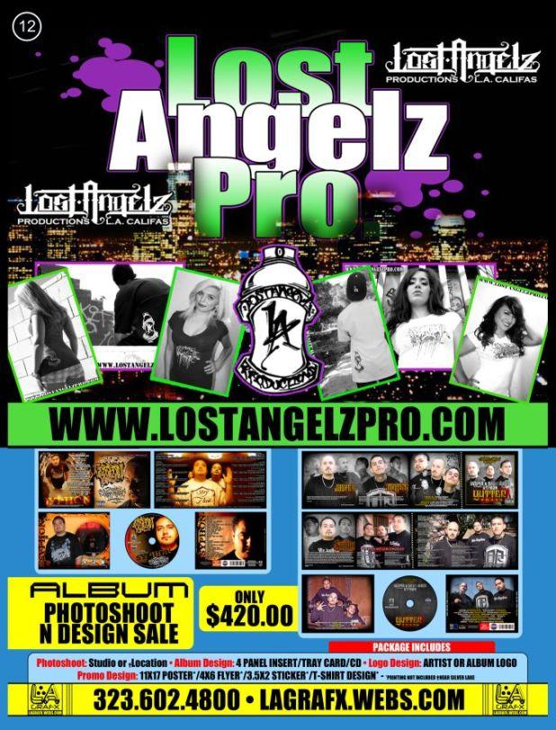 page 13 Lost Angelez Add