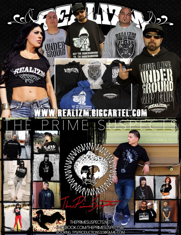 page 48 Realizm - Prime suspects clothing