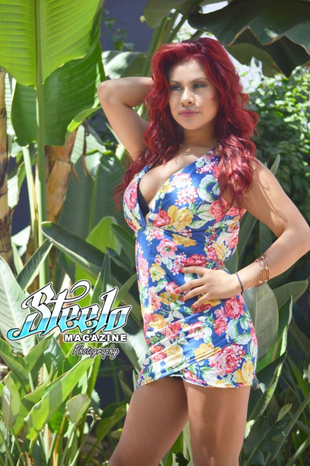 Rocio_Steelo Magazine 98