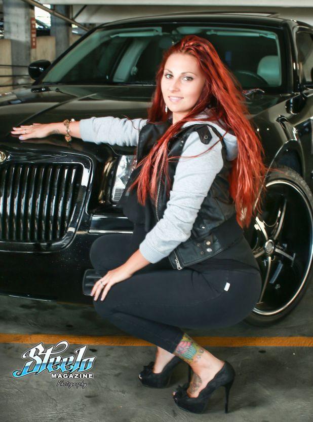 Ashley Steelo Magazine 10