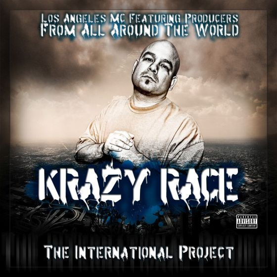 Krazy race Album Cover