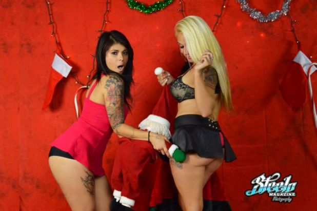Christmas Group Shoot - Justina & Dulce (22)