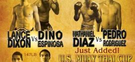 Steelo Magazine – Muay Thai Promo Video Mike Martinez vs Cory Fisher
