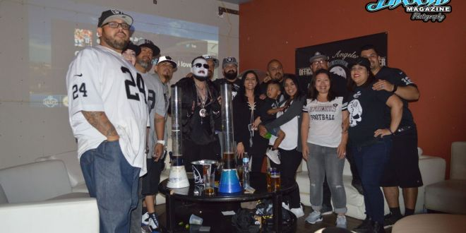 Raiders Booster Club Draft Day Event 2018