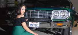Model – Kathy (Classic Car shoot)