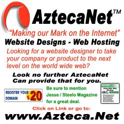 AztecaNet Website Designs