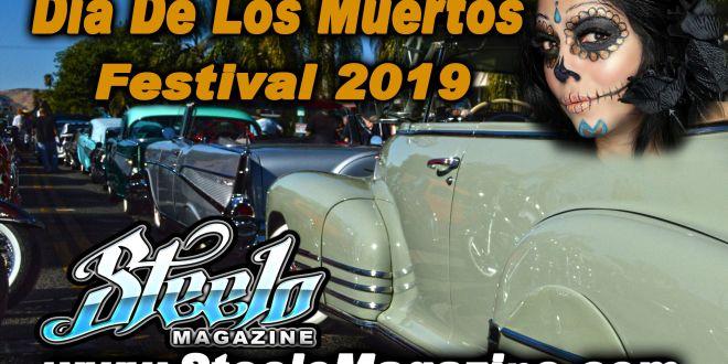 Dia De Los Muertos Festival 2019 (Video)