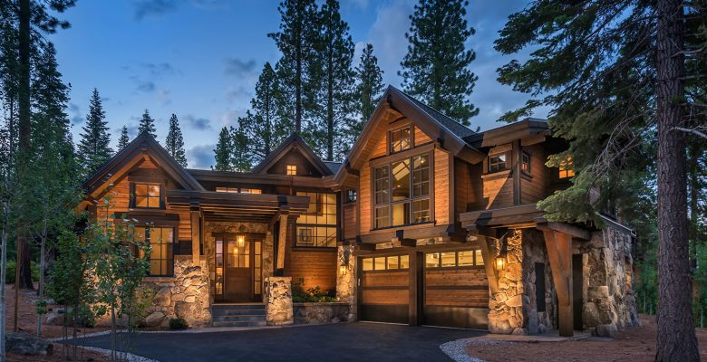 Martis Camp House | Steel Partners Lighting Rustic Lighting Outfitters USA
