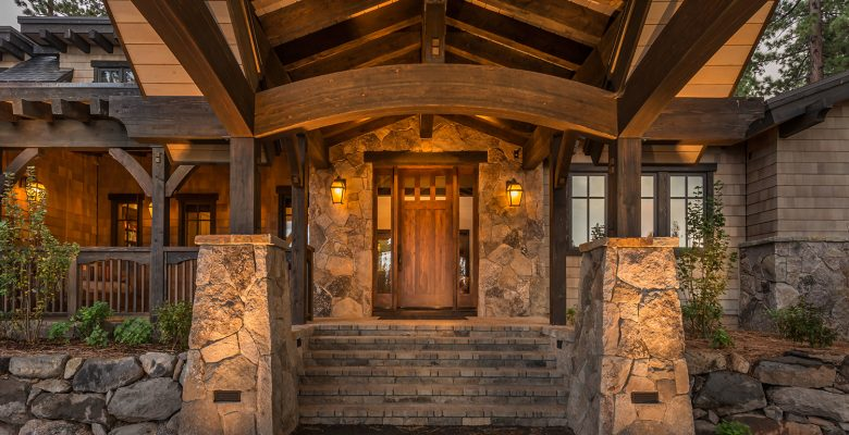 Main Entrance | Steel Partners Lighting Rustic Lighting Outfitters USA