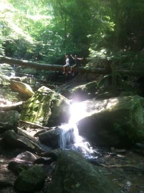 Hiking in Pittsburgh