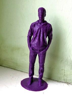 3d printed guy