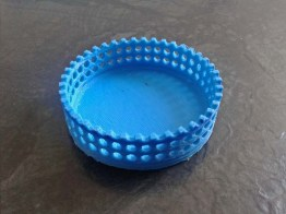 3d printed strainer