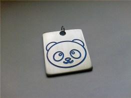 panda front