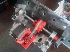 assembling mechanic ALFA