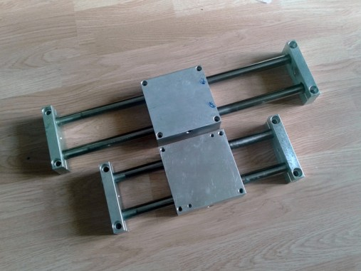 CNC linear axis