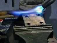 steel flame bending 2