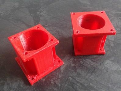 stepper motor mounting 2