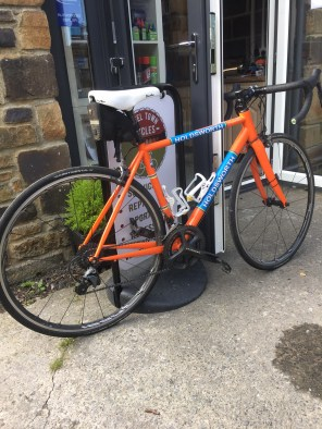 A classic re imagined - Holdsworth....Shimano Ultegra