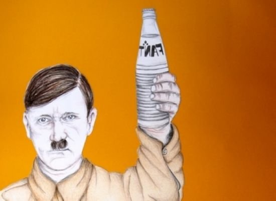German Nazi and US with Fanta and Coca-Cola history
