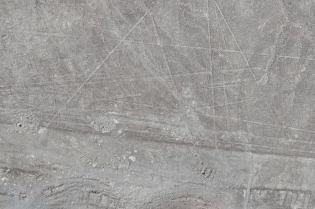 Нові гігантські давні малюнки знайдено у перуанській пустелі