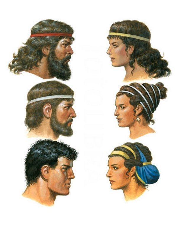 ancient greek hairstyles: awesome locks of the balmy old greeks