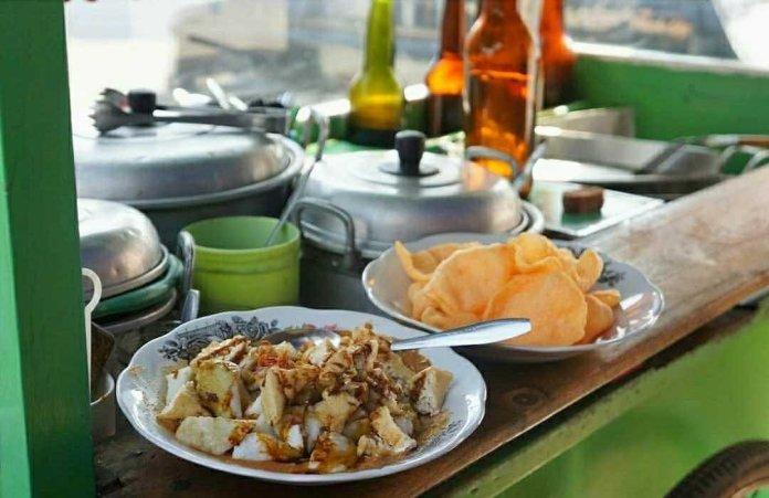 Indonesian Traditional Food Ketoprak Cirebon Steempeak