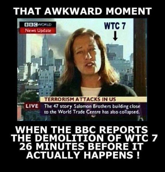 Image result for bbc reports wtc collapse before it happened