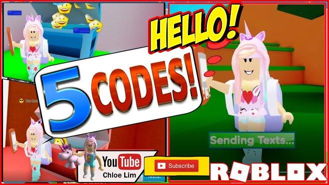 Roblox Gameplay Texting Simulator 5 Working Codes