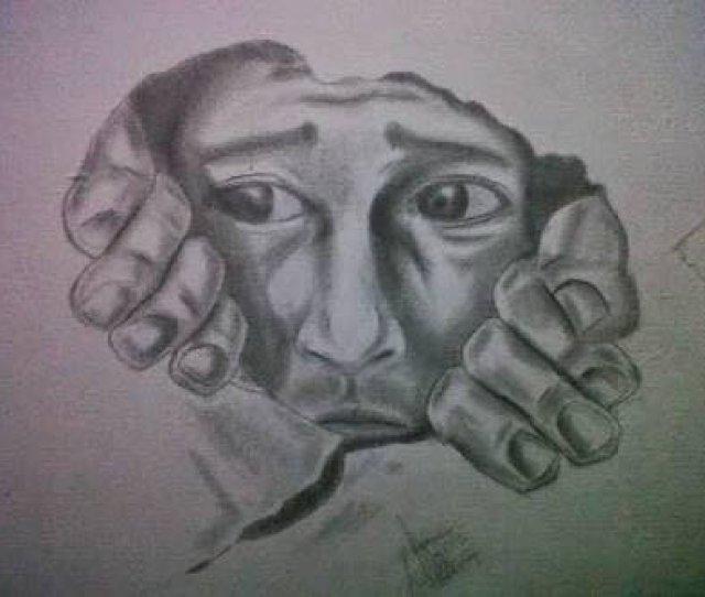 Lukisan Pensil Steemit