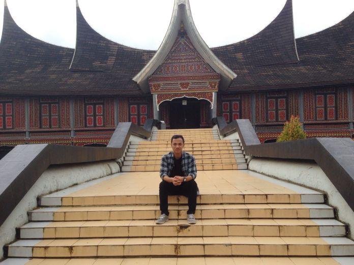 Rumah Adat Minangkabau Sumatera Barat Steemkr