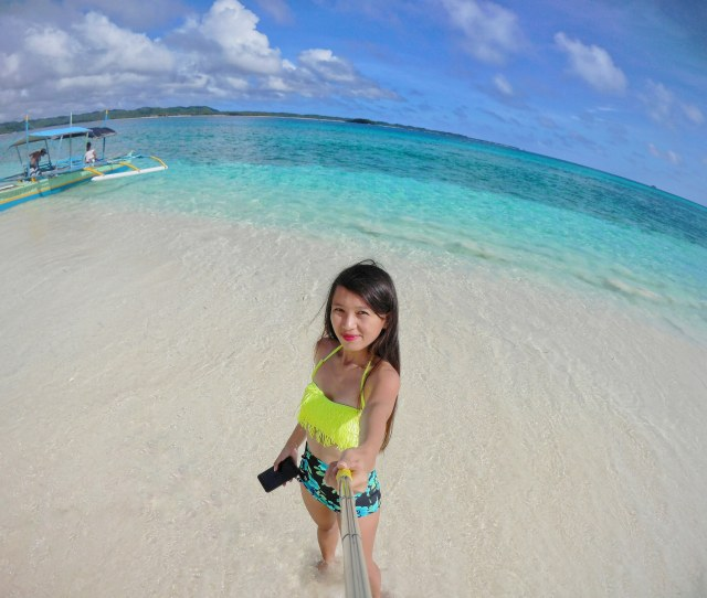 Famous Island In Siargao Philippines Naked Island Steemit